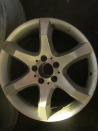 Mercedes Benz - Alloy Wheel Rim- 2034013602