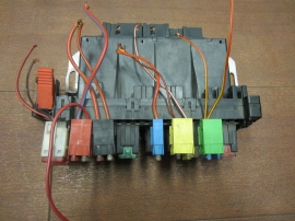 Mercedes Benz - Sam Control Fuse Box - 0315451632