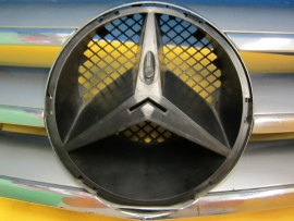 Mercedes Benz CLK500 - Grille - 209 880 01 23
