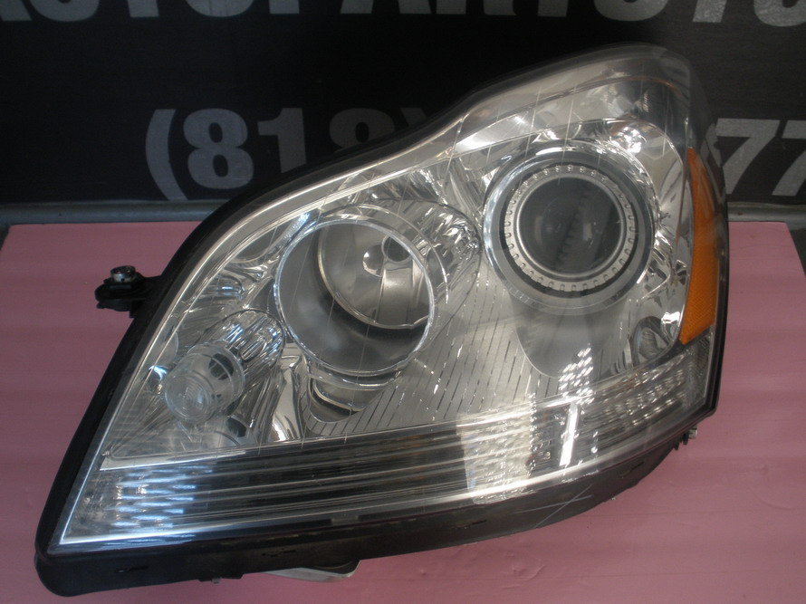 Mercedes benz headlight bi xenon used auto parts for Mercedes benz xenon headlights
