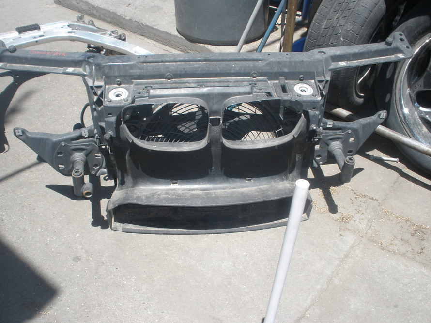 BMW CONVERTIBLE M3 COUPE - Radiator Support Top Cover - E46 CONVERTIBLE: Used Auto Parts ...