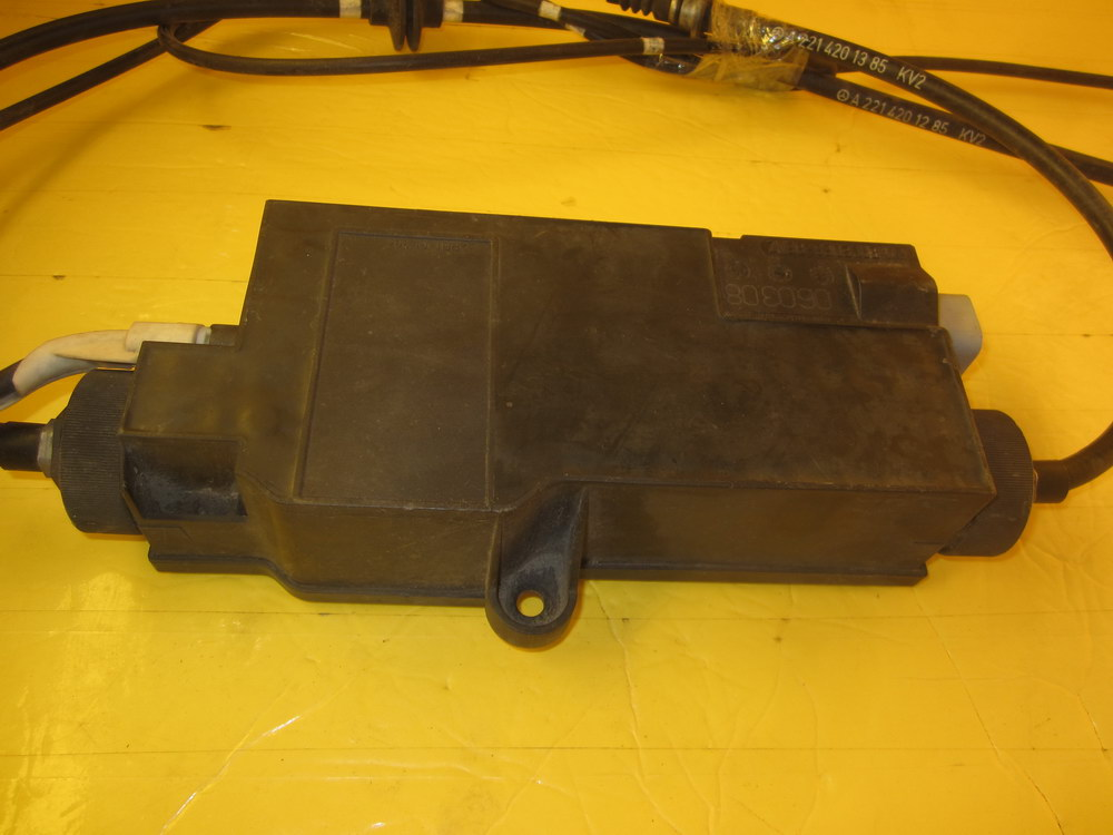 Mercedes benz parking brake 2214302249 used auto for Used parts for mercedes benz