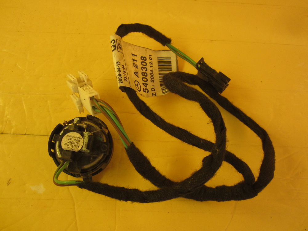 mercedes benz speaker tweeter and wiring a2115408308 used auto rh usedautopartsyouneed com