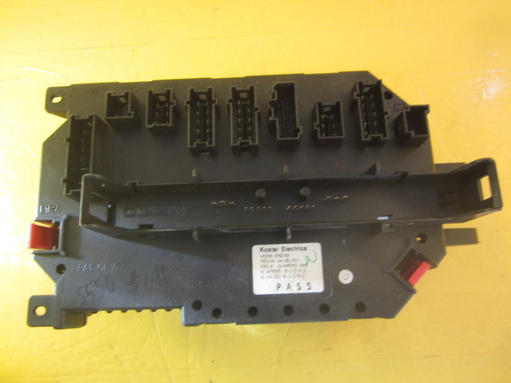 Mercedes benz fuse box used auto parts