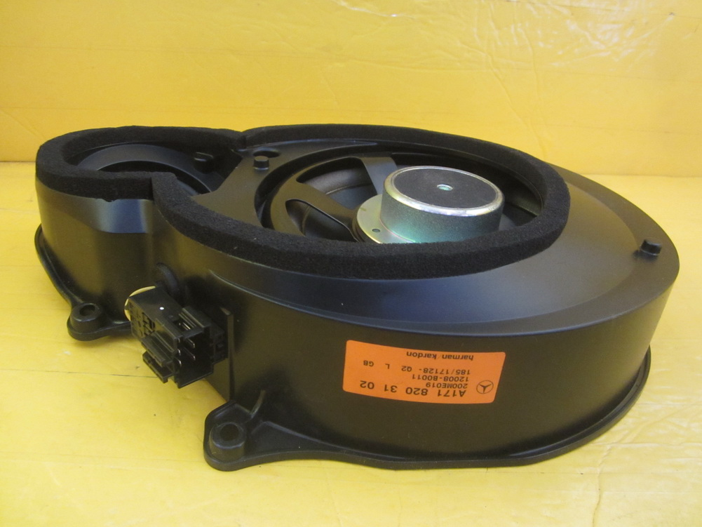 Harman Kardon Car Audio: Mercedes Benz HARMAN KARDON Speaker 1718203102: Used Auto