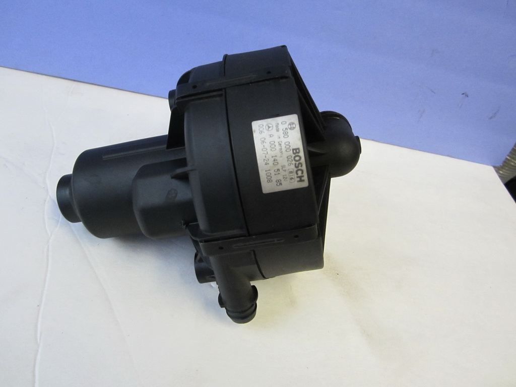 Mercedes benz c300 smog pump air pump 000 140 51 85 used for Mercedes benz secondary air pump