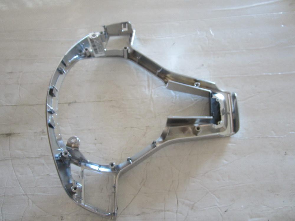 Mercedes benz steering wheel amg chrome trim oem for Aftermarket mercedes benz parts