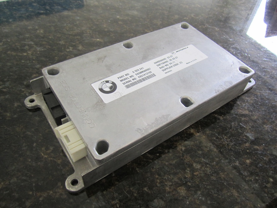 BMW - Teleaid & Bluetooth Module - 84116929241: Used Auto Parts