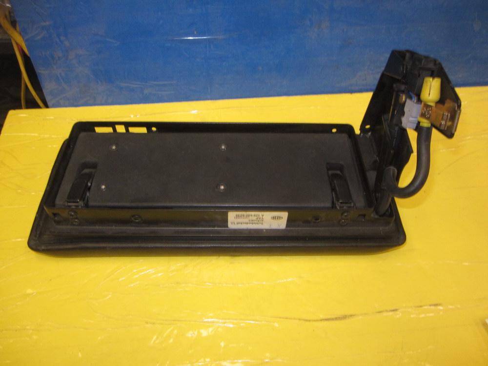 Mercedes benz center console arm rest 1296808239 used for Mercedes benz center