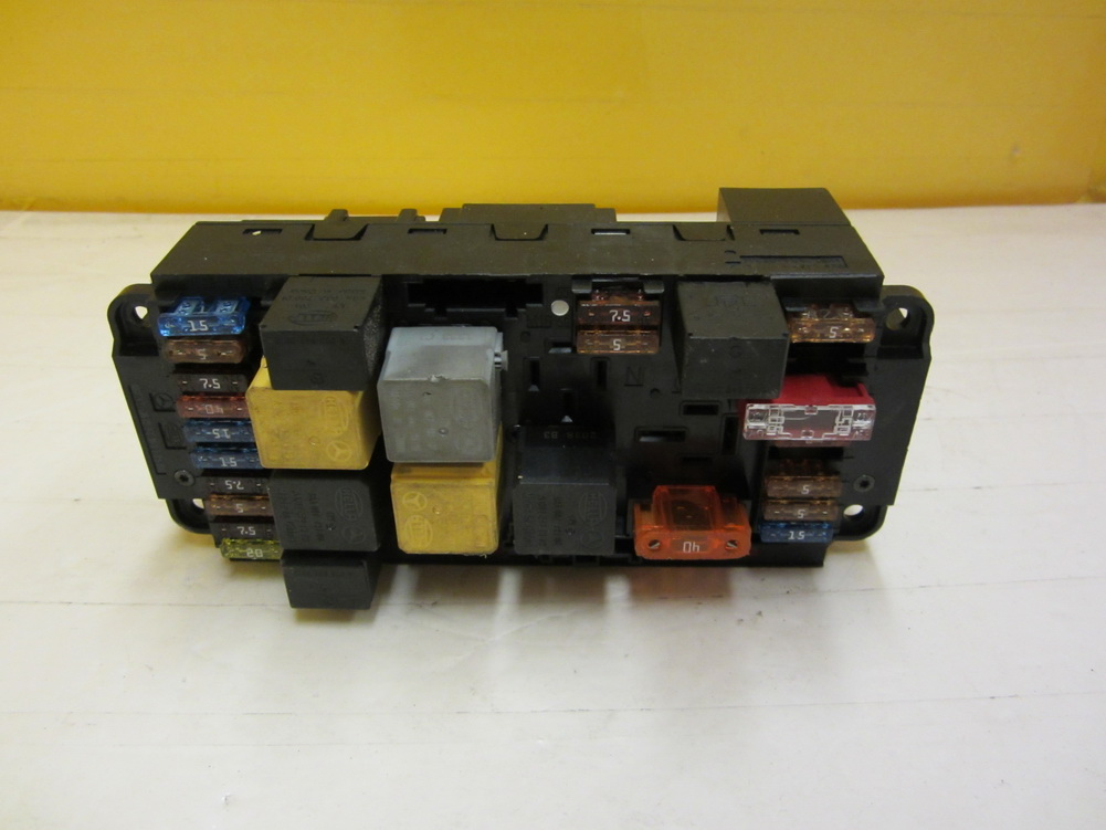 mercedes benz fuse box 203 906 0005 used auto parts