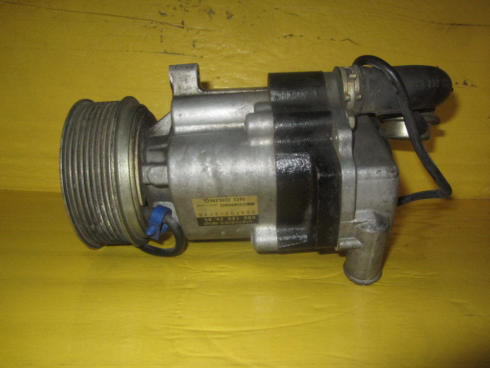 Mercedes benz smog pump air pump 0001402685 used for Mercedes benz secondary air pump