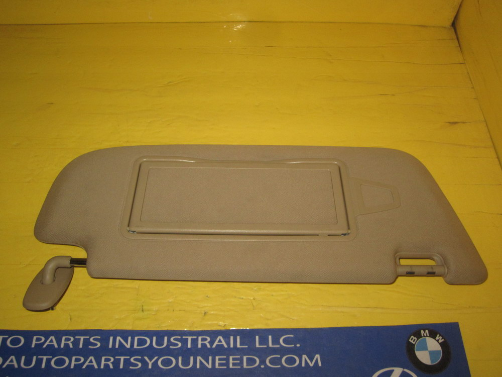 Mercedes benz sunvisor sun visor 20072010 used auto for Mercedes benz car sun shade