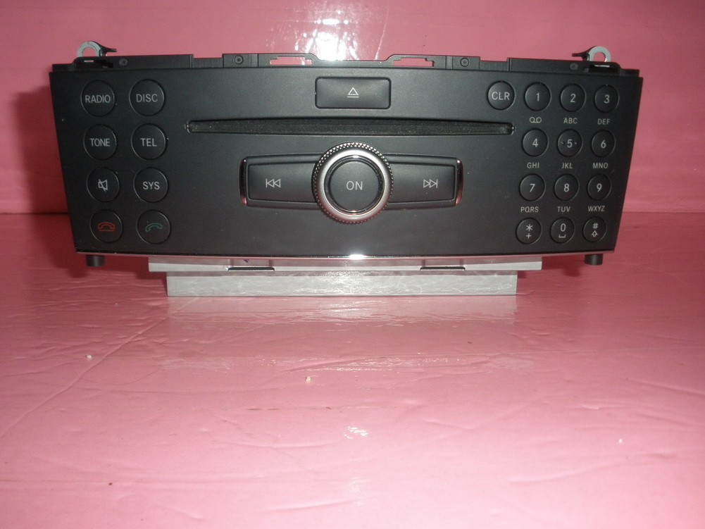 Mercedes benz cd player 2049060601 used auto parts for Mercedes benz cd player