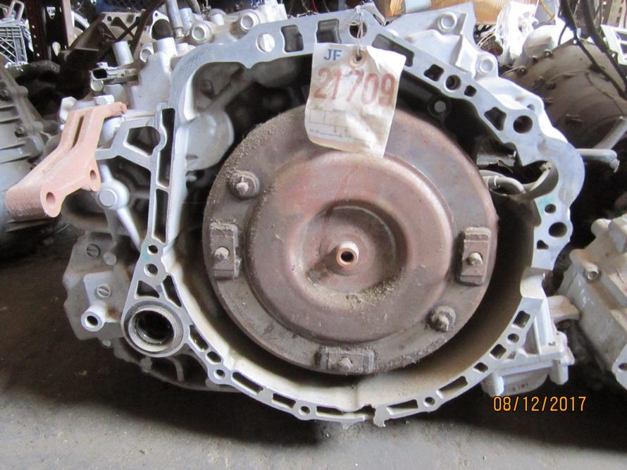 Nissan - Transmission - cvt: Used Auto Parts | Mercedes Benz