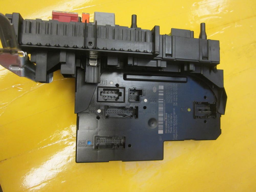 Mercedes Benz - Body Control Module AUTO BODY CONTROL 2049060105: Used Auto Parts | Mercedes ...