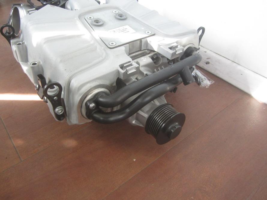 Audi - PORSCHE CAYENNE S HYBRID 3 0 Supercharger Compressor