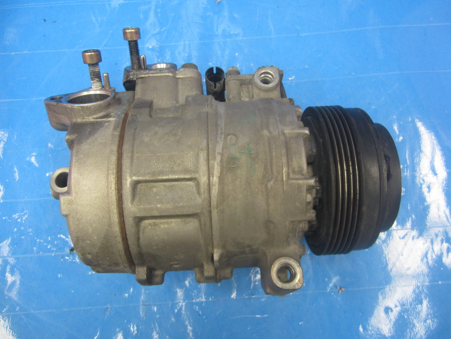 BMW - E39 E46 AC Compressor - 64526910458: Used Auto Parts
