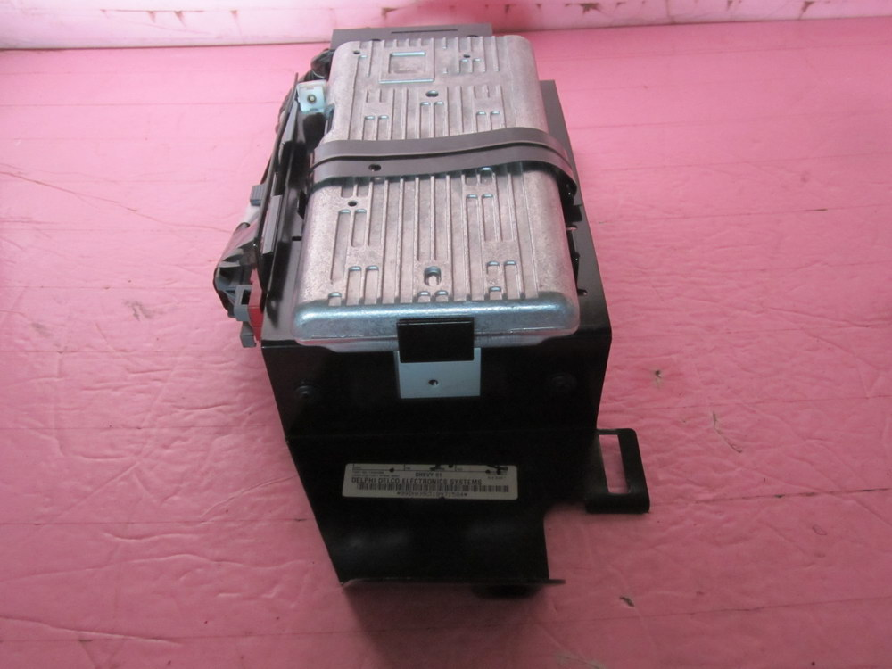 Chevy - ONSTAR COMMUNICATION CONTROL MODULE - 12201539: Used Auto