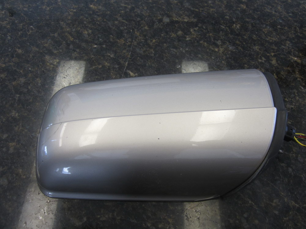 Mercedes benz right power side door mirror used for Mercedes benz mirror