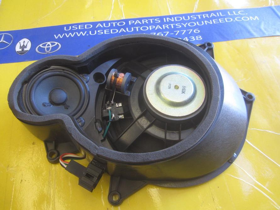 Mercedes benz mercedes slk 280 350 55 r171 oem left for Mercedes benz factory speakers