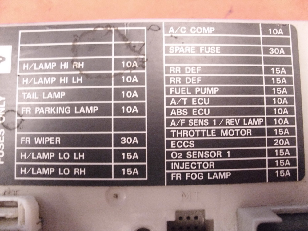 Fuse Box Power Supply Wire 208951 likewise 1997 Toyota Ta a Pickup Wiring Diagram Manual Original P18122 furthermore Watch also Wiring Diagram For Spyder Headlights also Watch. on toyota tacoma radio fuse