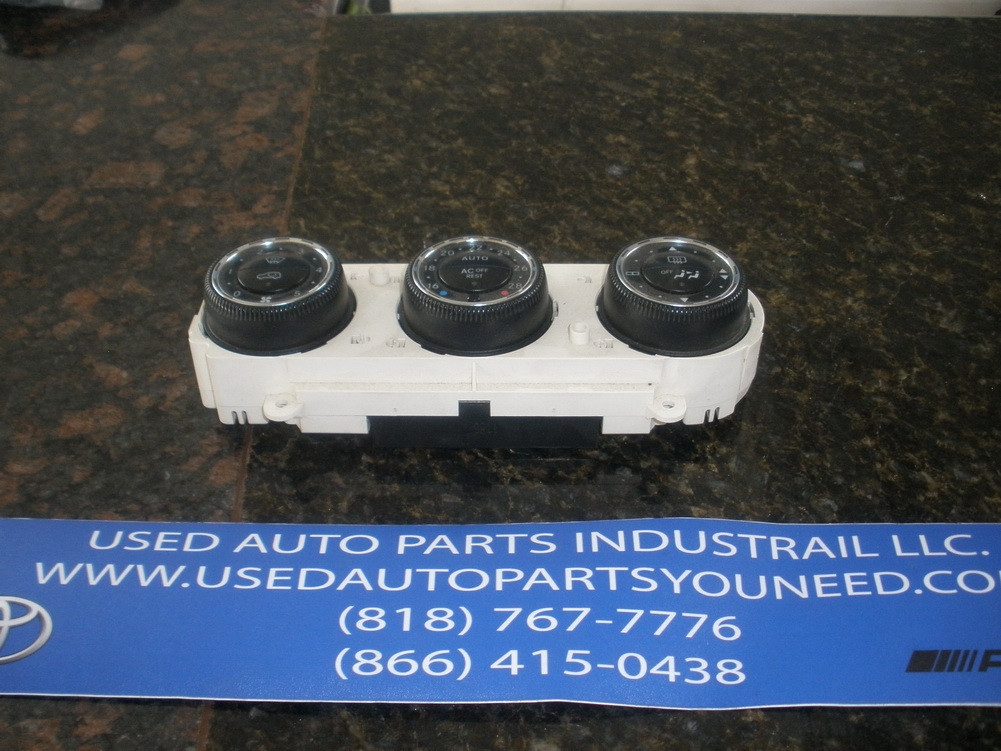 Mercedes benz ml500 ml350 ml320 ac control 1638202589 for Mercedes benz used auto parts