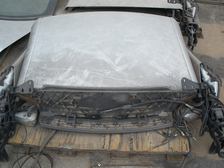 Mercedes benz convertible top accessories 230 body for Mercedes benz used body parts