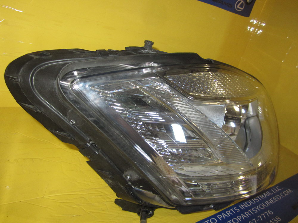 Mercedes benz hid xenon headlight 2218205859 used for Mercedes benz xenon headlights