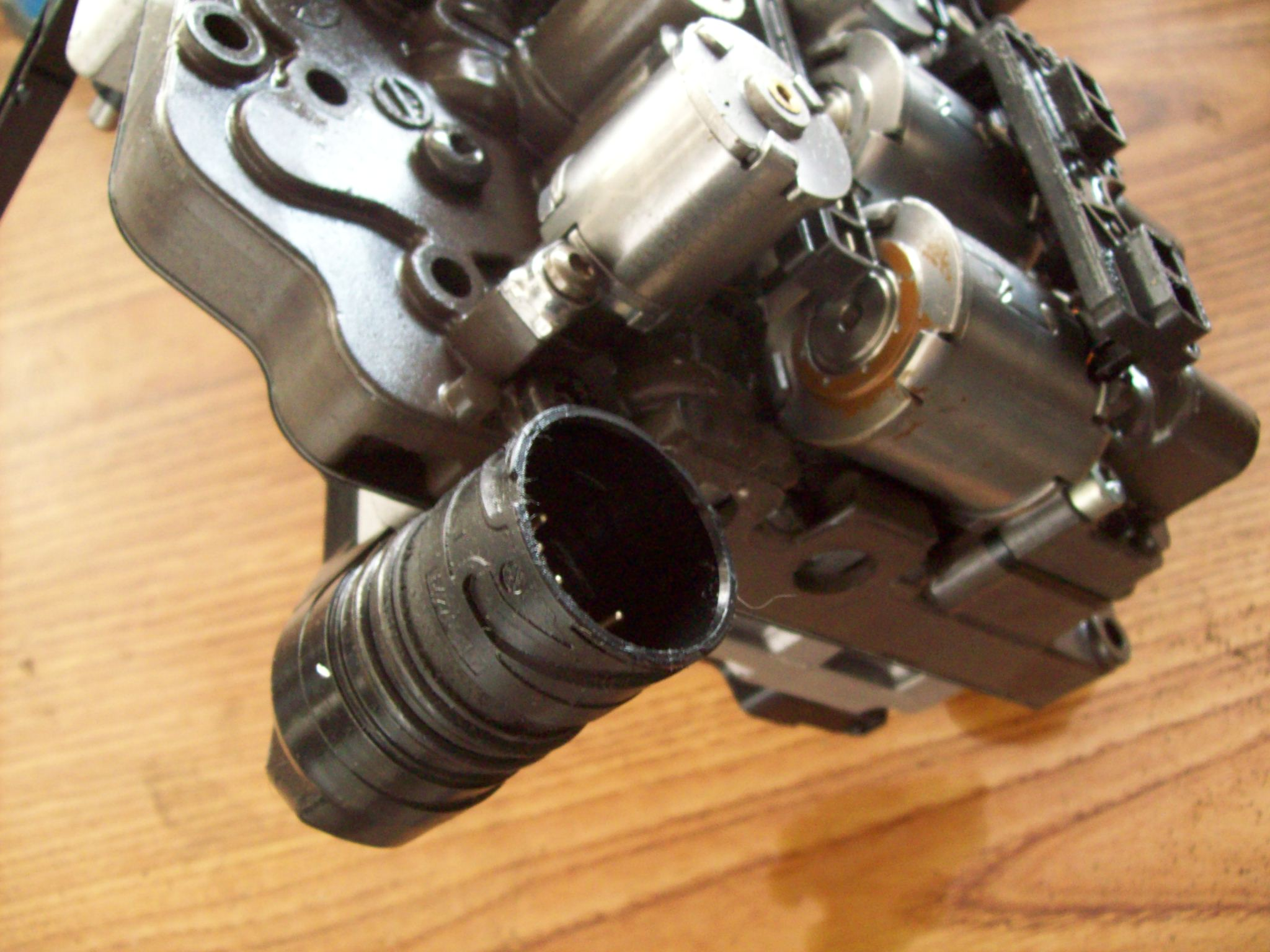 Volkswagen - Transmission Control Module Valve Body
