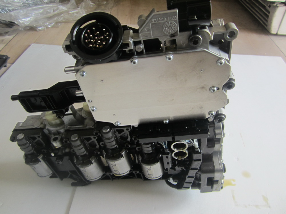 0B5927156E AUDI TRANSMISSION VALVE BODY 0B5 927 156 E: Used Auto Parts | Mercedes Benz Used ...