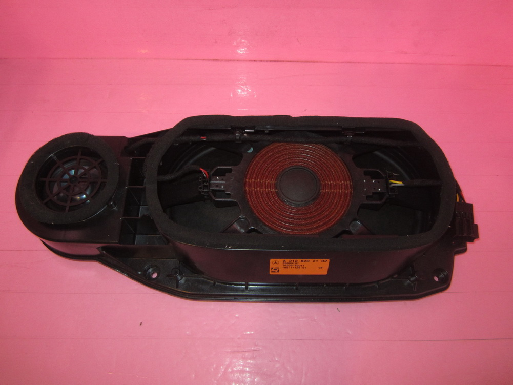 Mercedes benz speaker 2128202102 used auto parts for Mercedes benz audio upgrades