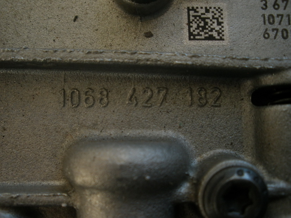 BMW ZF - Transmission VALVE BODY Control Module Valve Body