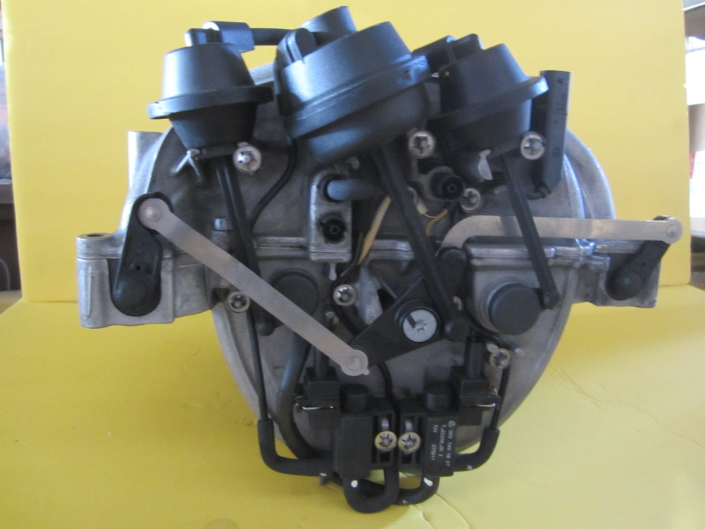 A2721402401 Mercedes-Benz Engine Intake Manifold - 2721402401: Used Auto Parts | Mercedes Benz ...