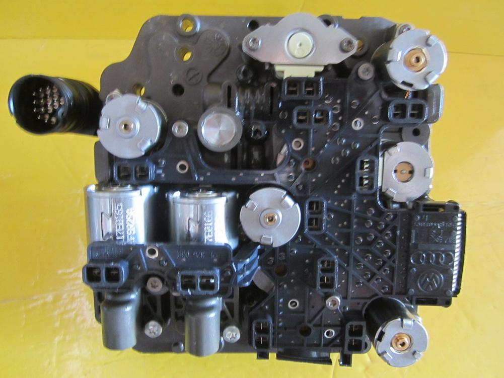 AUDI TT 3.2 TRANSMISSION VALVE BODY DSG 02E325025AD: Used Auto Parts   Mercedes Benz Used Parts ...