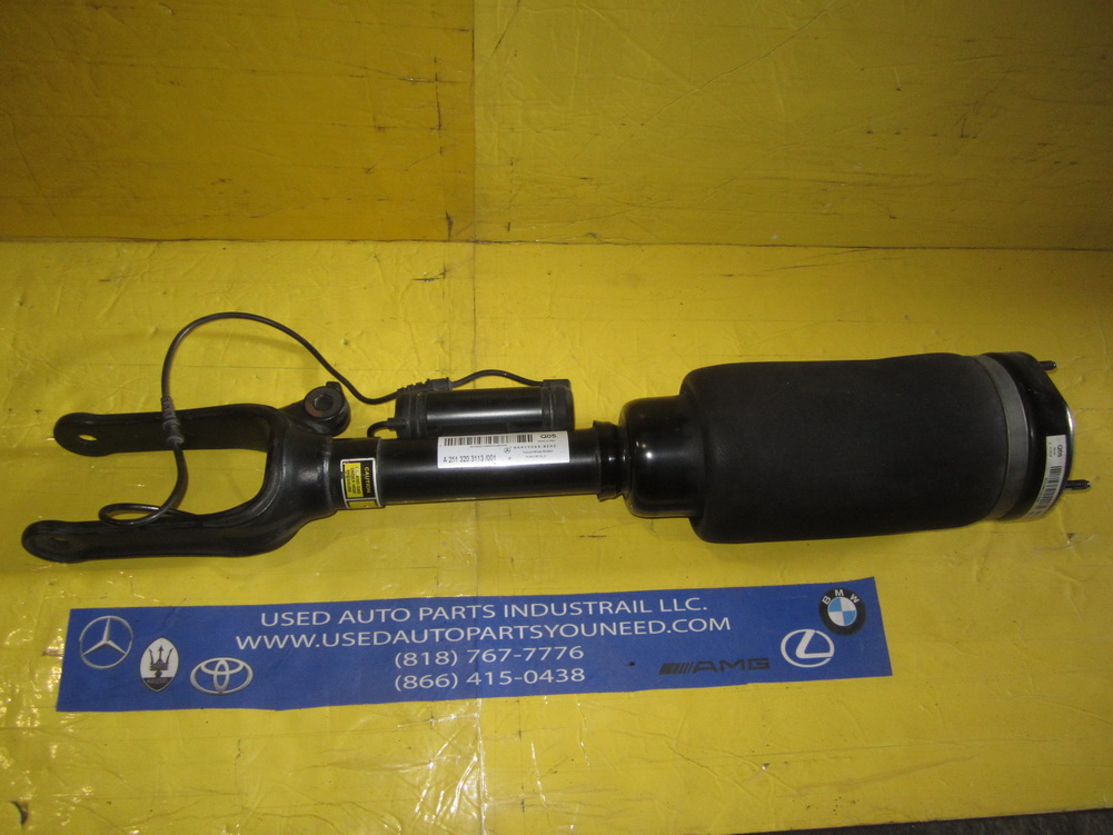 Mercedes benz strut shock 2513203113 used auto for Used mercedes benz auto parts