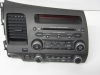 Honda - CD PLAYER AC CONTROL  - 39100 SVB A11  anti theft code
