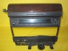 96-01 BMW E38 740I 740IL 750IL E38 RADIO DISPLAY WITH WOOD TRIM  65828384933