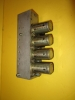 Mercedes R129 early SL soft top hydraulic valves BLOCK  129 800 16 78 1298000078