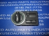 Land Rover - Light Switch - LRGYUD000161POY
