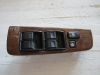 Lexus -  WINDOW SWITCH PANEL MASTER WOOD Side Window Switch and Bezel Factory OEM - 7424033010