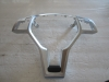 Mercedes Benz - STEERING WHEEL AMG  CHROME TRIM  OEM - 1724602703