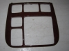 Mercedes Benz - RADIO FACE TRIM WOOD COVER - W220