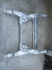 Mercedes Benz - R231 Crossmember   SUBFRAME ENGINE CRADLE CROSS MEMBER - 2316200087