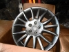 Maserati - Alloy Wheel RIM - 245754 GRAY NEW IN BOX
