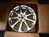 Maserati - Alloy Wheel RIM - 81/2JX19EH2-52  NEW IN BOX