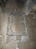 Infiniti - Radiator Support Top Cover - 4 door
