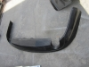 Audi  REAR BUMPER LOWER VALANCE Diffuser - 4h0807521
