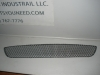 Mercedes Benz - Bumper Grill Grille MESH CENTER GRILLE - A2118851153