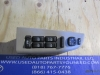 Chevy Tahoe  Silverado  Yukon  Avalanche  Suburban   Window Switch   MASTER WINDOW SITCH TAN COLOR