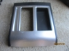 Dodge Nitro Center Console Shifter Trim Silver Bezel  SHIFTER COVER  - 21CJ761DVAC